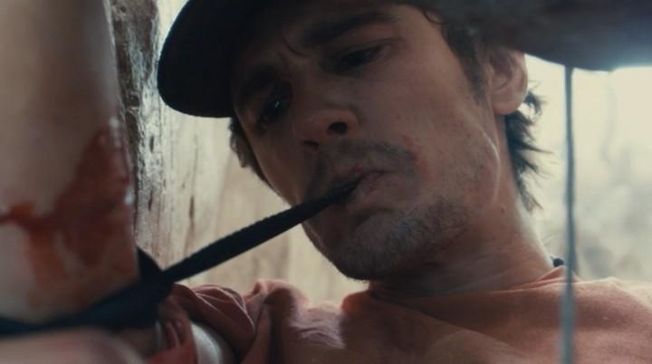 James Franco in 127 Hours