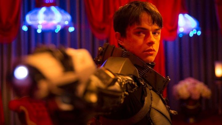 Dane Dehaan in VALERIAN