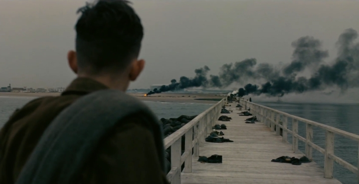 Dunkirk. Cinematography